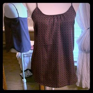 The Limited Adjustable strap blouse